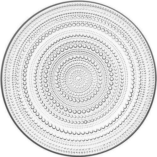 Talerz płaski Kastehelmi 31 cm clear