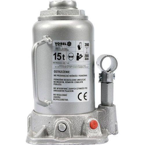 Podnośnik hydrauliczny VOREL 80072 + DARMOWY TRANSPORT! (5906083800726)