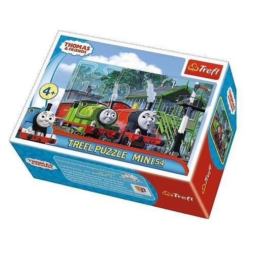 Puzzle 54 Mini Przygody Tomka Tomek i Przyjaciele (5900511195507)