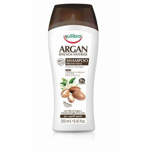 Equilibra Naturale Szampon arganowy do włosów 250ml - Beauty Formulas
