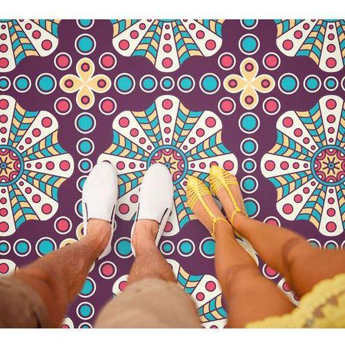 Maximat Wykładzina dywanowa filcowa z nadrukiem - wzór wd0005 - cena za 1 mb. szer. 133 cm