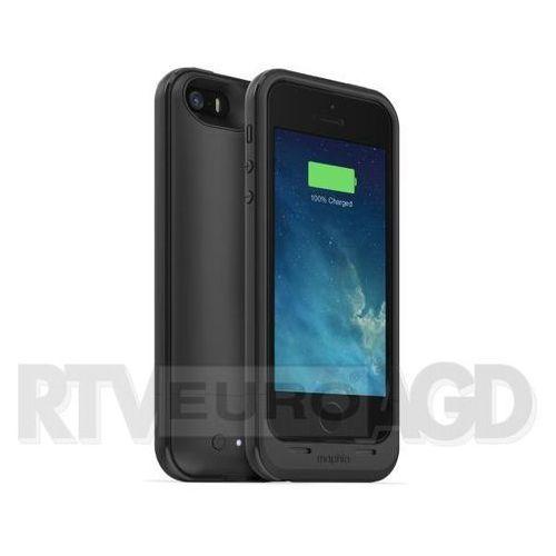 juice pack plus iphone 5/5s/se (czarny) wyprodukowany przez Mophie