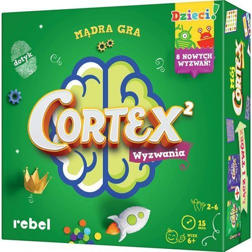 Rebel Gra cortex dla dzieci 2