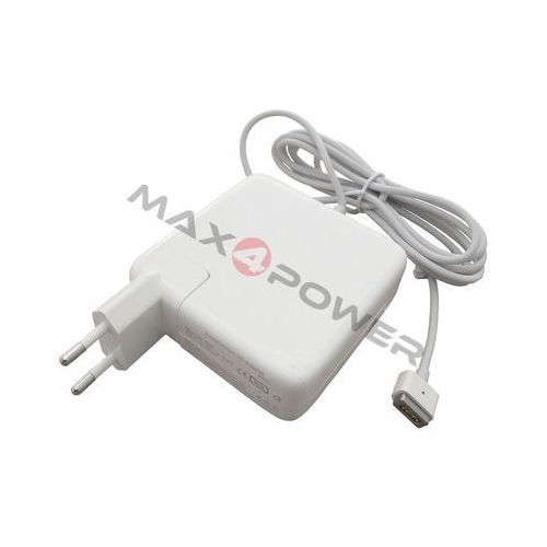 Max4power Zasilacz ładowarka do apple macbook pro 15.4 cali ma601x/a | 18.5v 4.6a 85w wtyk magsafe