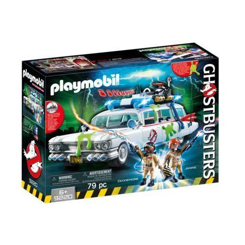 Playmobil GHOSTBUSTERS Pojazd ecto-1 9220