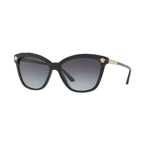 Okulary Słoneczne Versace VE4313 GB1/8G, kolor żółty