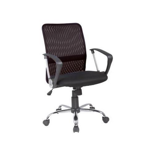 Fotel obrotowy, krzesło biurowe q-078 black marki Signal