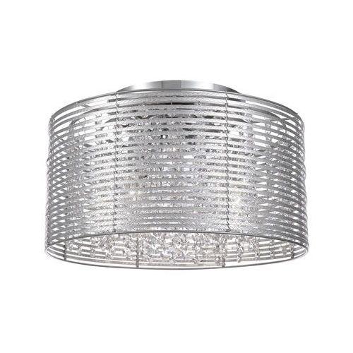 Italux Plafon alpio mxm2131/3 sl lampa sufitowa 3x40w e14 chrom (5900644320180)