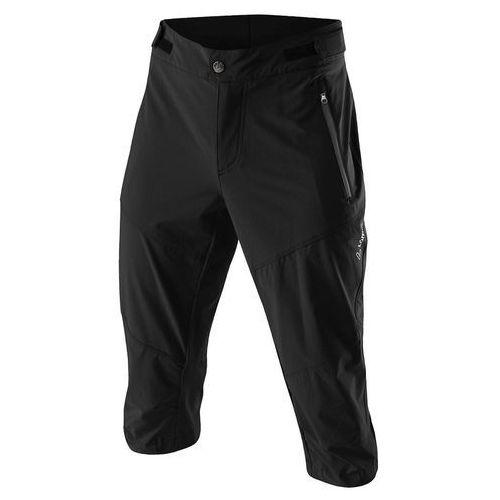 Löffler comfort csl spodnie rowerowe mężczyźni czarny 48 2018 spodenki rowerowe
