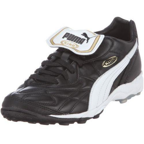 Buty piłkarskie Puma King Allround TT dla mężczyzn, kolor: czarny, rozmiar: 44 (4029934649389)