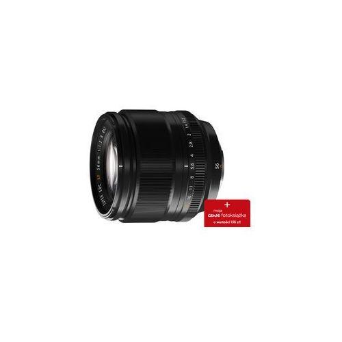 Fujinon xf 56 mm f/1.2 r marki Fujifilm