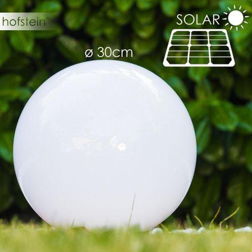 Solar świecąca kula LED Stal nierdzewna, 2-punktowe - Nowoczesny - Obszar zewnętrzny - Kugelleuchte - Czas dostawy: od 4-8 dni roboczych (4260303169262)