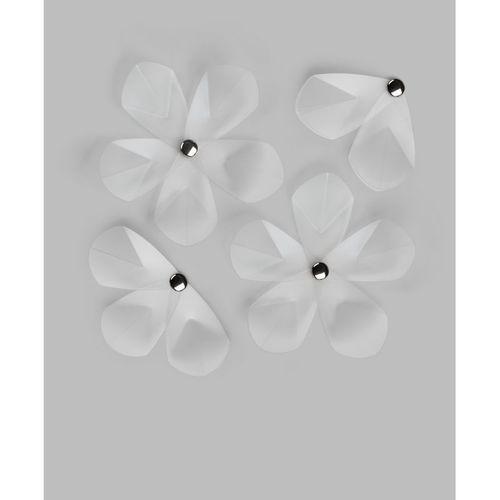 - dekoracja ścienna aerial flower - 12 szt marki Umbra