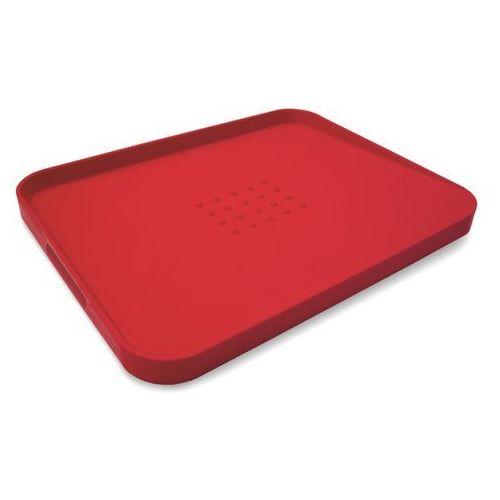 Deska dwustronna CUT&CARVE Plus - czerwona - Czerwony