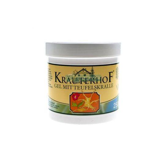 Żel Żel z Diabelskim pazurem Krauterhof 250 ml - OKAZJE