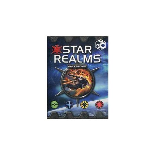Star realms - gra karciana gfp marki Games factory publishing