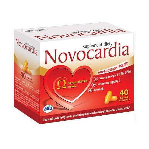 Novocardia x 40 kaps. marki Asa sp. z o.o.