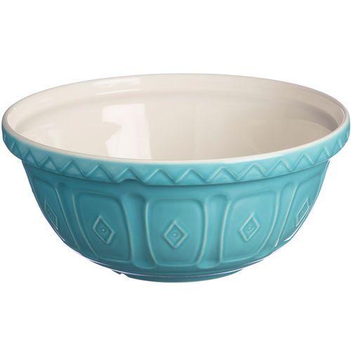 Mason cash Miska ceramiczna do ciasta turkusowa 4 litry (2001.833) (5010853235486)
