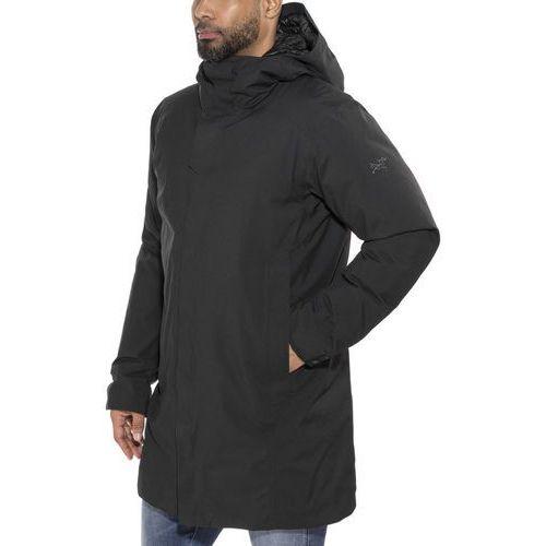 thorsen kurtka mężczyźni czarny s 2018 kurtki zimowe i kurtki parki marki Arc'teryx
