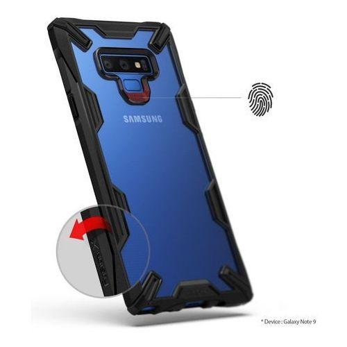 Etui Ringke Fusion X Samsung Galaxy Note 9 Black (8809611509603)