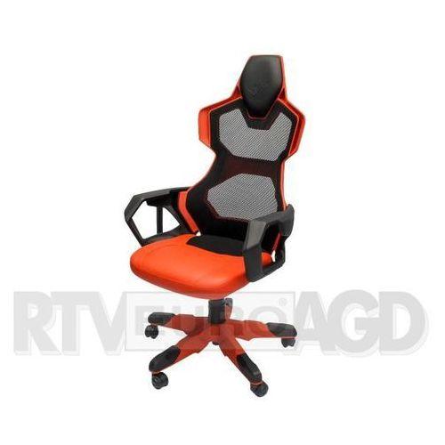 Fotel cobra air czerwony (eec307reaa-ia) darmowy odbiór w 21 miastach! marki E-blue