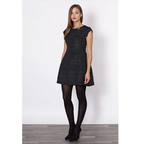 Sukienka Model Marsal 20563 Black, Click Fashion