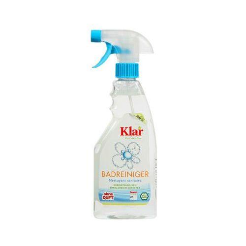 Klar 500ml płyn do czyszczenia sanitariów eco