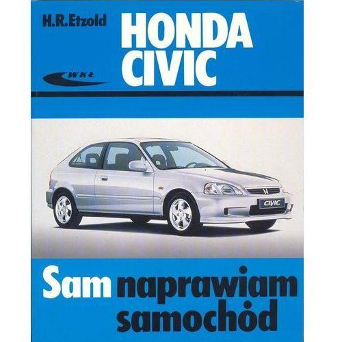 Honda Civic, oprawa miękka