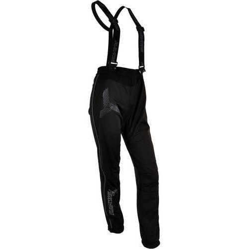 Silvini spodnie do narciarstwa biegowego Pro Forma WP321 Black XL (8596016001367)