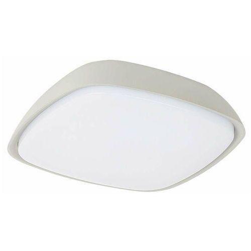 Rabalux Zewnętrzna lampa sufitowa stropowa austin 8796 kwadratowa oprawa led 20w 4000k outdoor ip65 szara (5998250387963)