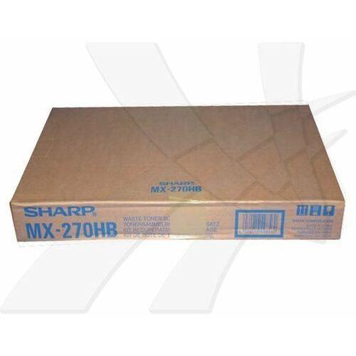 Sharp Sharp oryginalny pojemnik na zużyty toner MX-270HB, MX 2300 Darmowy odbiór w 19 miastach!