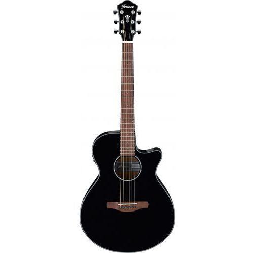 Ibanez aeg50-bk black high gloss gitara elektroakustyczna