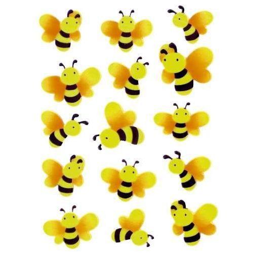 Dystrybucja melior Naklejki herma magic 6038 pszczoły, pszczółki x1