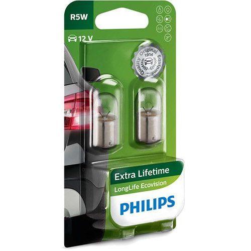 r5w 12v 5w ba15s longlife ecovision - bezpłatny zwrot do 30 dni, największy wybór produktów. marki Philips