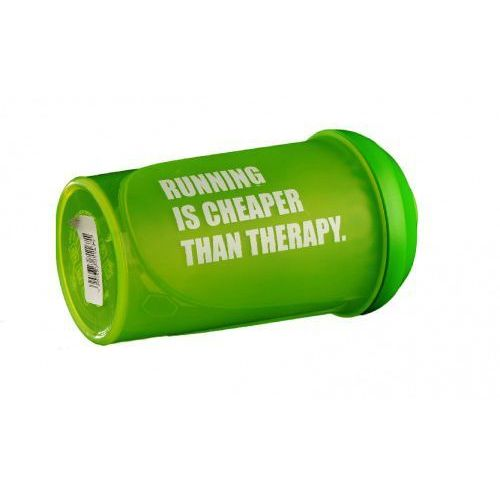 Olimp Shaker running is cheaper than therapy 500ml