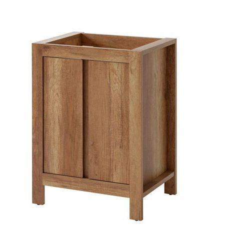 Comad Szafka łazienkowa 60 cm pod umywalkę kolekcja classic oak