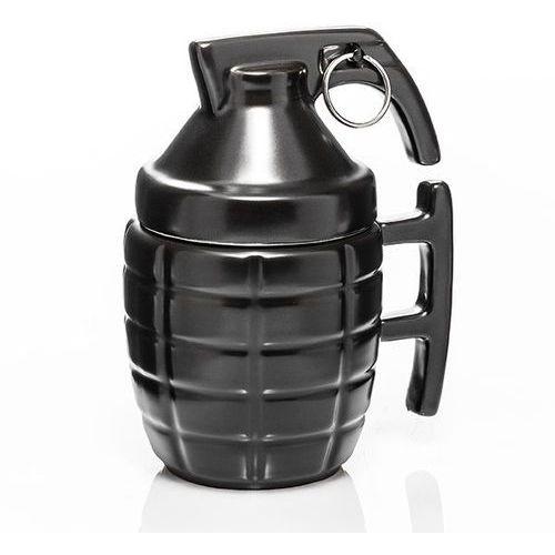 Gadget master Kubek granat z zawleczką - czarny - czarny