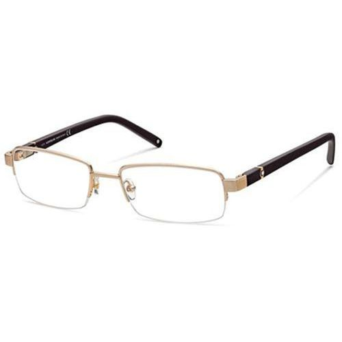 Mont blanc Okulary korekcyjne  mb0385 028