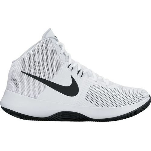 Buty Nike Air Precision - 898455-100 - White/Black-Cool Grey-Pure Platinum
