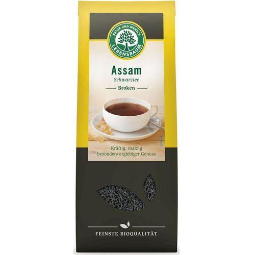 Lebensbaum (przyprawy, herbaty, kawy) Herbata czarna assam liściasta bio 100 g - lebensbaum