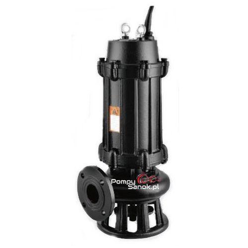 Zatapialna pompa do ścieków z agigatorem MWQ 50/1100