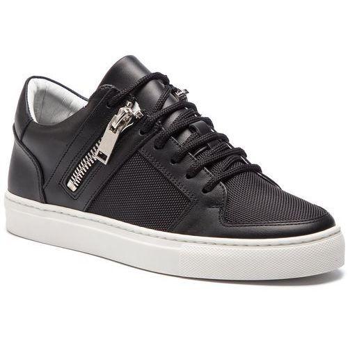 Sneakersy ANTONY MORATO - MMFW01118/LE500019 Black 9000, kolor czarny