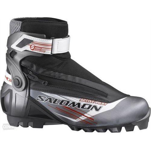 active pilot - buty biegowe r. 42 (26,5 cm) marki Salomon