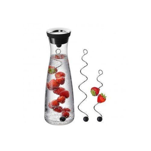Wmf - karafka 1 l ze spiralami na owoce odbierz rabat 5% na pierwsze zakupy