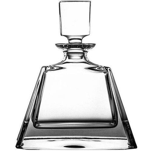 Karafka kryształowa do whisky lub brandy 2120 marki Huta julia