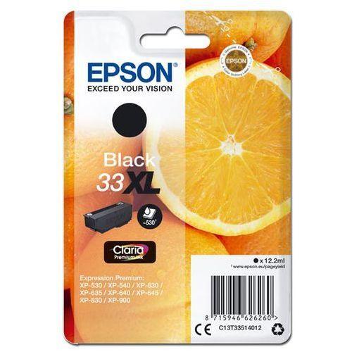 oryginalny atrament Epson T33XL [C13T33514012] black, C13T33514012