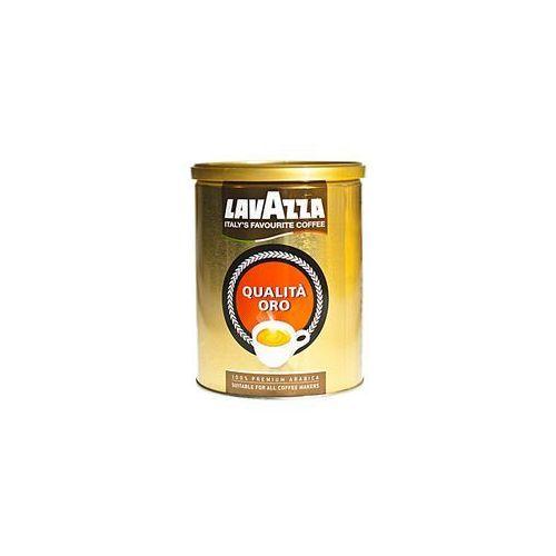 Kawa włoska qualita oro puszka 250g marki Lavazza