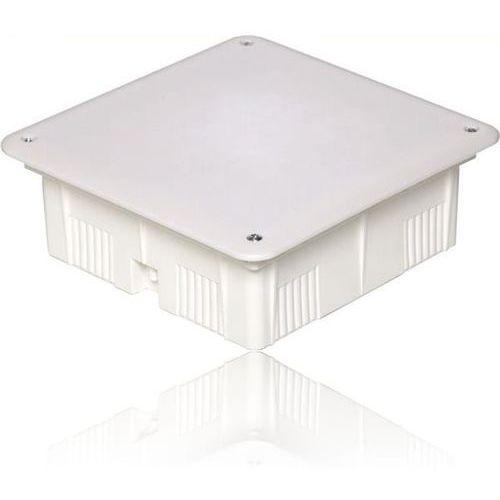 Puszka podtynkowa 105x105x50 z pokrywą 0262-01 install-box elektro-plast marki Elektro-plast nasielsk