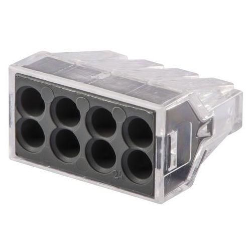 Szybkozłączka Diall 8 x 1-2,5 mm2 15 szt. (3663602793472)