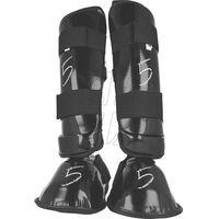 Ochraniacz na goleń i stopę DRAGON Karate PU 600916